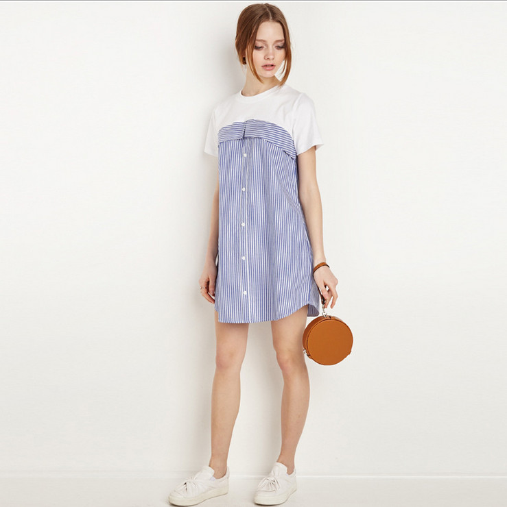 Online Get Cheap Cute Short Sleeve Dresses -Aliexpress.com ...