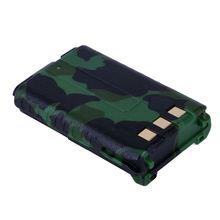 цена на Original Baofeng UV-5R BL-5 7.4V 1800mah Baofeng UV-5RE Lithium-ion Battery BF-F8HP Interphone Accessories UV5R Two-way radio