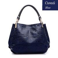 Blue Shoulder Bags