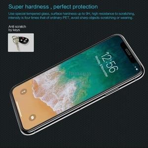 Image 3 - Gehard Glas Voor Apple Iphone Xs Max Screen Protector Voor Iphone Xr X Nillkin Verbazingwekkende H Nanometer Anti Burst beschermende Film