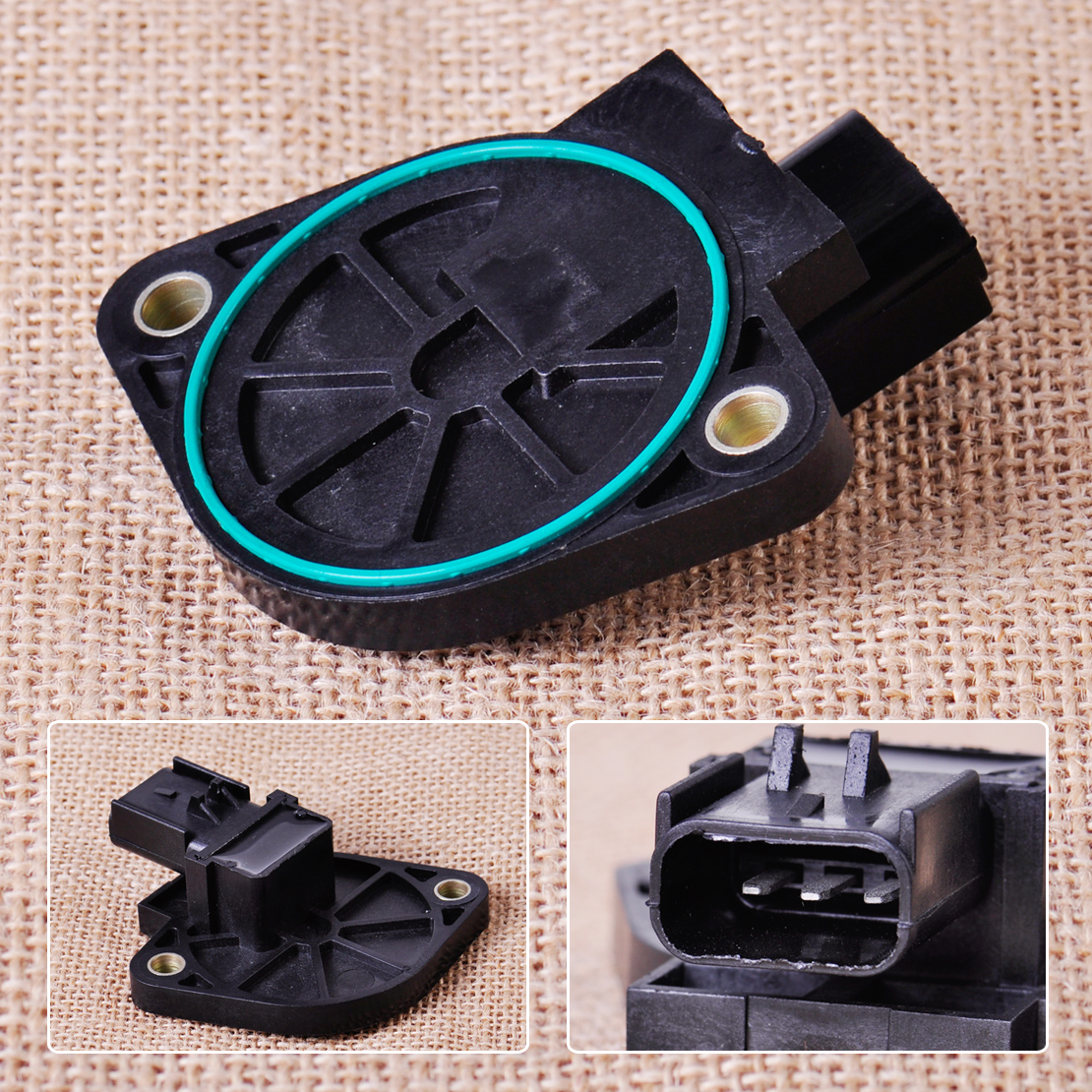 CITALL Camshaft Position Sensor for Chrysler Cirrus Dodge Avenger Mitsubishi Eclipse Plymouth Breeze Eagle 5269705AB 4882851