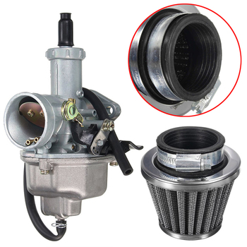 Carburadores PZ26 26 26mm Carb con palanca de choque manual para HONDA  XR100 XR100R XR CG125