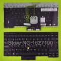 El envío gratuito! nuevo sp/español teclado del ordenador portátil para thinkpad t430 t530 x230 negro reimpresión win8
