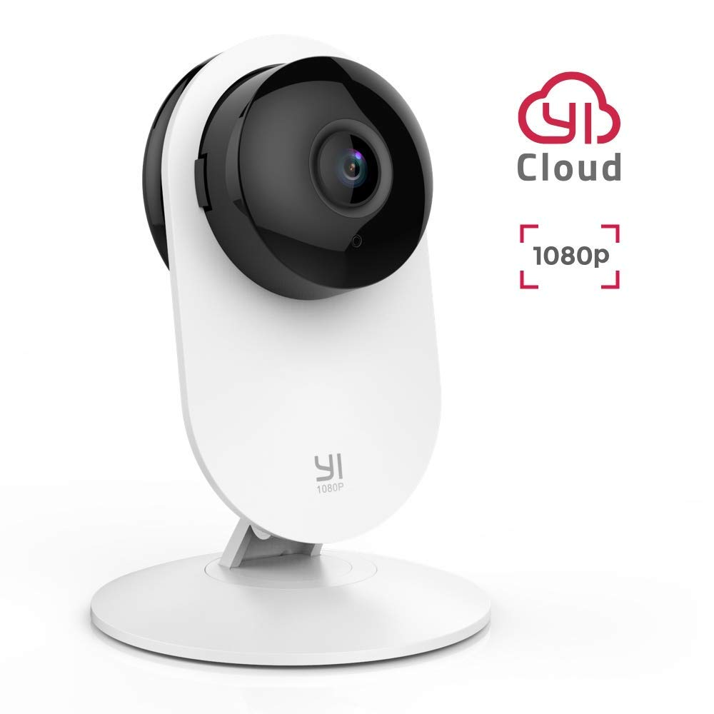 YI 1080p Home Camera Indoor IP Security Surveillance System with Night Vision for Home/Office/Baby/Nanny/Pet Monitor iOS Android-in Surveillance Cameras from Security & Protection    1