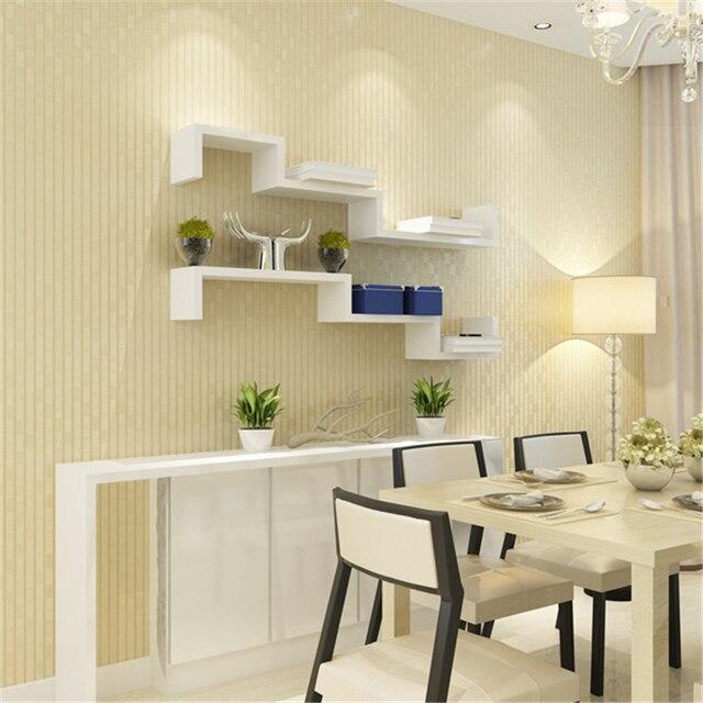 Modern Minimalis Warna Polos Berkelompok Wallpaper Dinding Latar