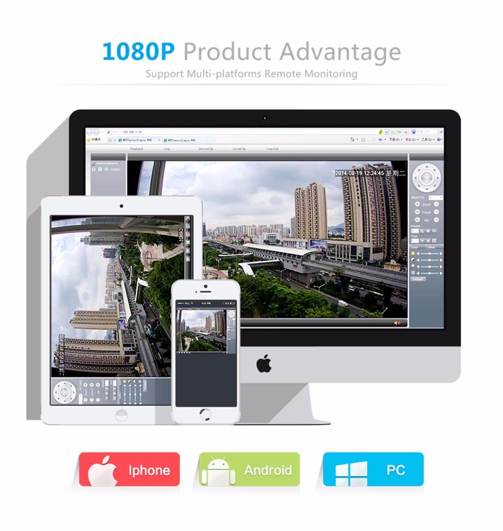 10 IP Camera 2.0MP