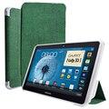 GT-N8000 N8010 case cover, расширенный pu кожаный чехол для samsung galaxy note n8000 n8010 tablet стойка крышки case