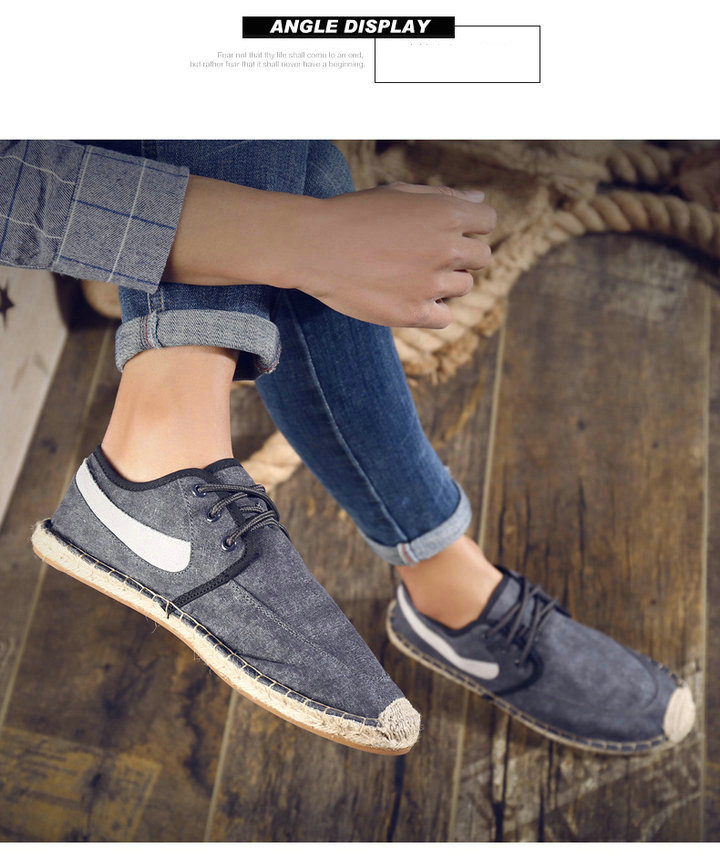 Free Shipping  Loafers Drving Flat Shoes Zapatos Mujer Embroidery Casual Shoes Men Lace Up Fisherman Canvas Shoes KD779-787 A1Free Shipping  Loafers Drving Flat Shoes Zapatos Mujer Embroidery Casual Shoes Men Lace Up Fisherman Canvas Shoes KD779-787 A1