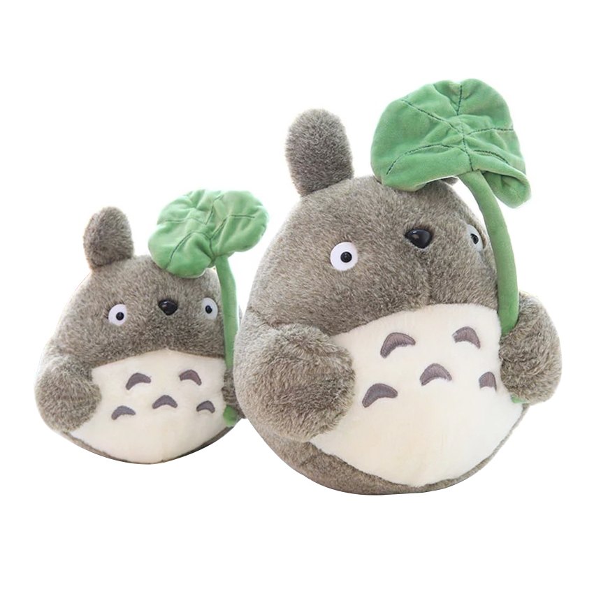 1pcs 20cm My neighbor Totoro Cartoon Plush Toy Totoro Stuffed Animal Soft Doll Girl Gift Kids Toy Popular Toy Free Shipping