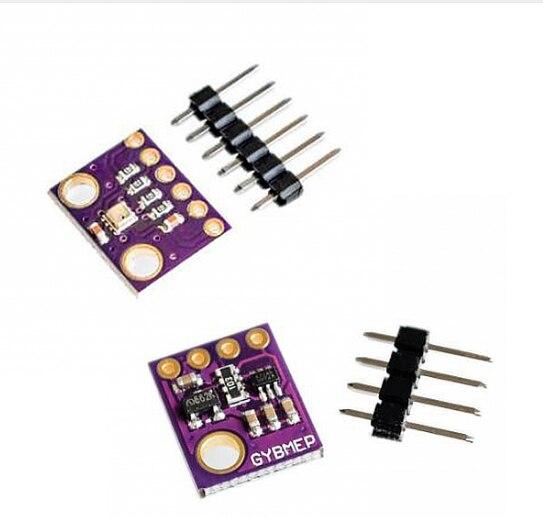 3In1 BME280 GY BME280 디지털 센서 SPI I2C 습도 온도 및 기압 센서 모듈 1.8 5V 5V/3.3V