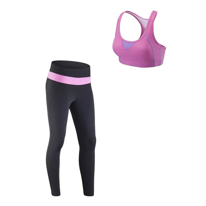newest ladies sports suit women yoga sets suit girls ladies sports suits for gym fitness exercise
