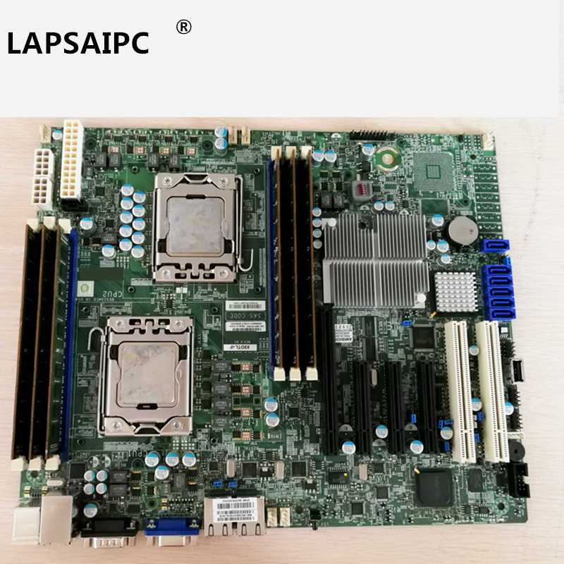 Lapsaipc X8dtl-if  S7002 1366 dual road X58 server motherboard game motherboard