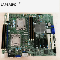 Lapsaipc X8dtl if S7002 1366 dual road X58 server motherboard game motherboard