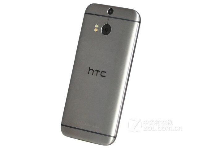 "Refurbished Original HTC ONE M8 Unlocked Cell Phone 5.0"" Screen Quad-Core 2GB RAM 32GB/16GB ROM Dual Back Cameras 4"