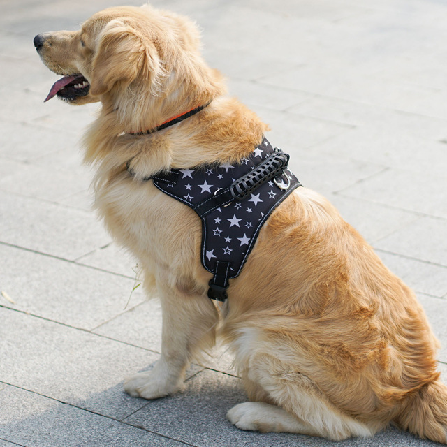 Adjustable Safety Dog Harnesses