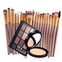 Women's Fashion Cosmetic Makeup Brush Sets Beauty Eye Shadow Foundation Brushes Set Kit Tools Professional Make Up Brushes New Eye Shadow Applicator