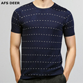 2017 New Spring Casual Men T shirt High Quality Men's O-neck Yeezy Short Sleeved T-Shirt Camisa Brand Clothing Sweater Men