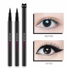 Waterproof Black Eyeliner Pen Cat Style Liquid Eye Liner Professional Eye Makeup Pencil Long Lasting Costmetic Beauty Tool все цены