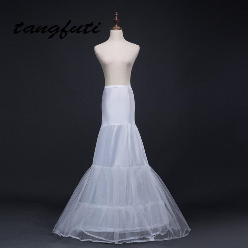 1017c06d Boda sirena enagua para vestido de boda Kinderen enagua enaguas novia  anagua de vestido de novia crinolina jupon mariage