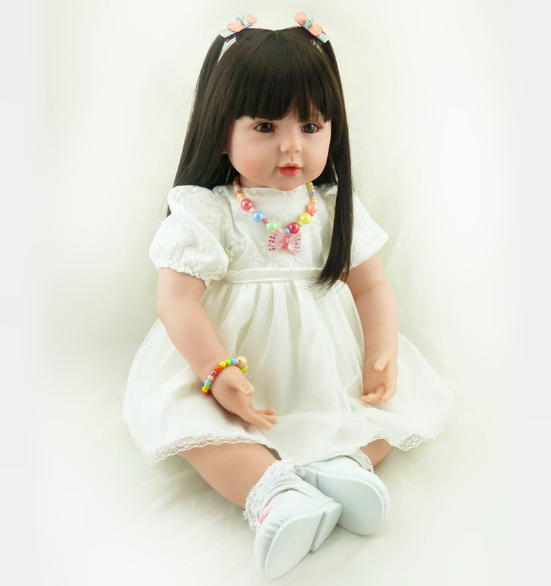 22 Inch So Truly Real Touch Activated Lifelike Baby Doll