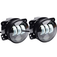 New Auto Spare Parts 30W Led Fog Light For Jeep Wrangler 1440LM 4inch Led Fog Light