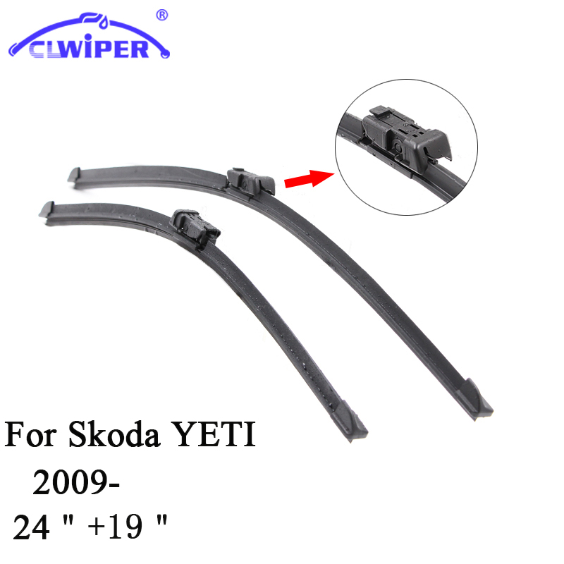 Fast Shipping Exclusive Car Windshield Wiper Blade For SKODA YETI 2013 19 24