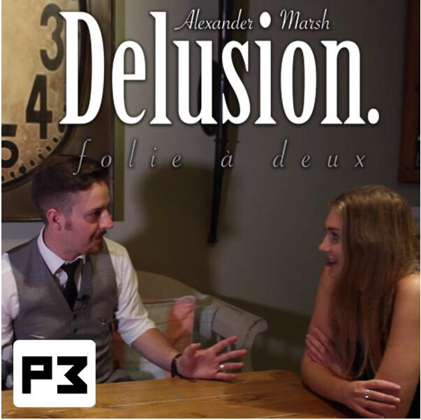 Delusion av Alexander Marsh-magic