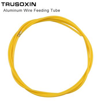 Wkładka 3M do chłodzenia wodą palnik do spawania MIG do 0 6-1 2MM aluminiowy drut spawalniczy tanie i dobre opinie TRUSOXIN MIG torch TFLSSG Zhejiang China (Mainland)