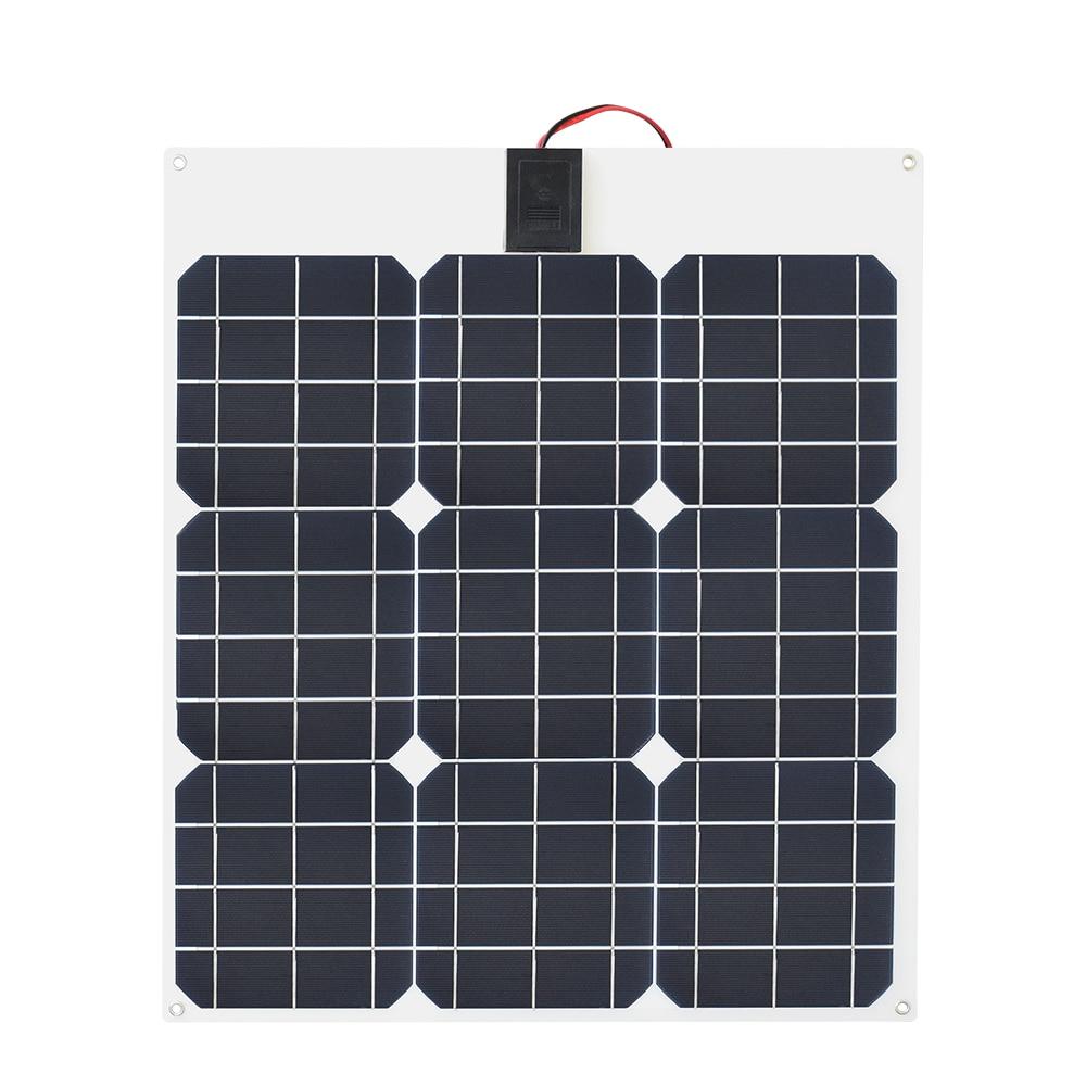 40W Painel Solar 2