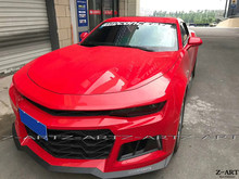 Z-ART Z L 1 body kit for Chevrolet Camaro 2017-2019 injection PP refit bumper for Camaro tuning body kit(China)