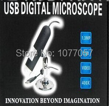 Big discount Free Ship CE ,ISO,Skin & Hair handheld Microscope/1.3M Pixel USB digital Microscope with 20-400x Magnification