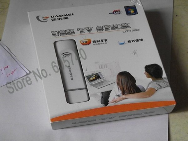 USB TV TUNER BOX for laptop &desktop PC free shipping