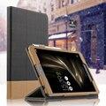 "Premium PU Leather Case For ASUS ZenPad 3S 10 Z500M 9.7""  , Folio Stand Cover Case For ASUS ZenPad 3S 10 9.7 Inch Tablet"