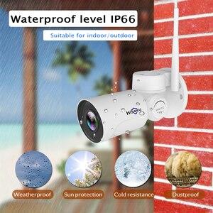 Image 4 - กล้อง IP Wi Fi PTZ Bullet 4X ซูม 1080P IP Speed Dome กล้องวงจรปิดโครงการ Night Vision กลางแจ้งกันน้ำ IP66 IRCUT P2P Hiseeu