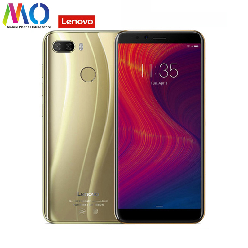 Global Version Lenovo K5 Play Smart Phone Android8 1 Mobile Phone Octa core Face Recognition 32GB