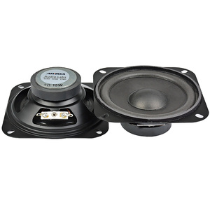 Image 4 - AIYIMA 2Pcs 4Inch 2Ohm 10W Portable Audio Speaker Subwoofer DIY Home Theater Sound System For Bluetooth Speaker Loudspeaker