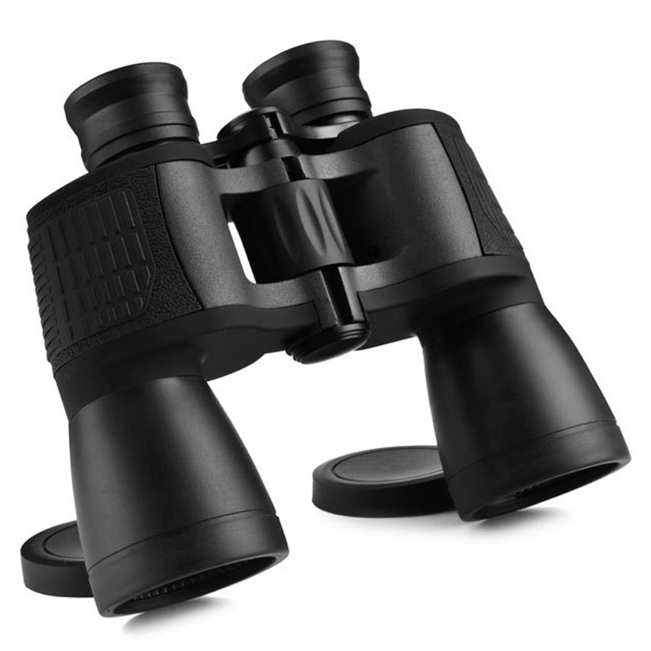 telescope 20X50 binoculars for hunting Hd camping tools football fishing Powerful Military High performance in low
