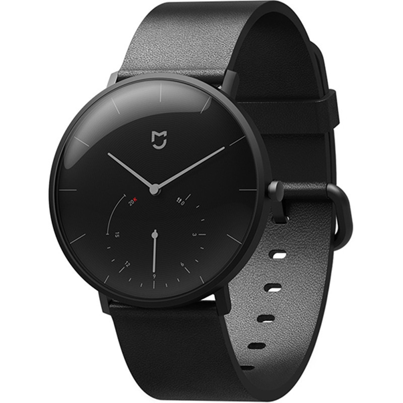 Original Xiaomi Mijia Quartz Smart Watch BT IP67 Waterproof Mechanical SmartWatch Pedometer Intelligent Reminder For Android