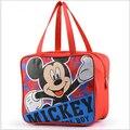 Minnie Mouse Bolsas de Almuerzo para Las Mujeres Bolsos de la Historieta Doraemon Hello Kitty Bolsa de Almuerzo para Los Niños Más Fresco Térmica Bolsas de Comida de Picnic