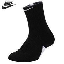 Original New Arrival NIKE ELITE MID Men's Sports Socks (1 Pair)