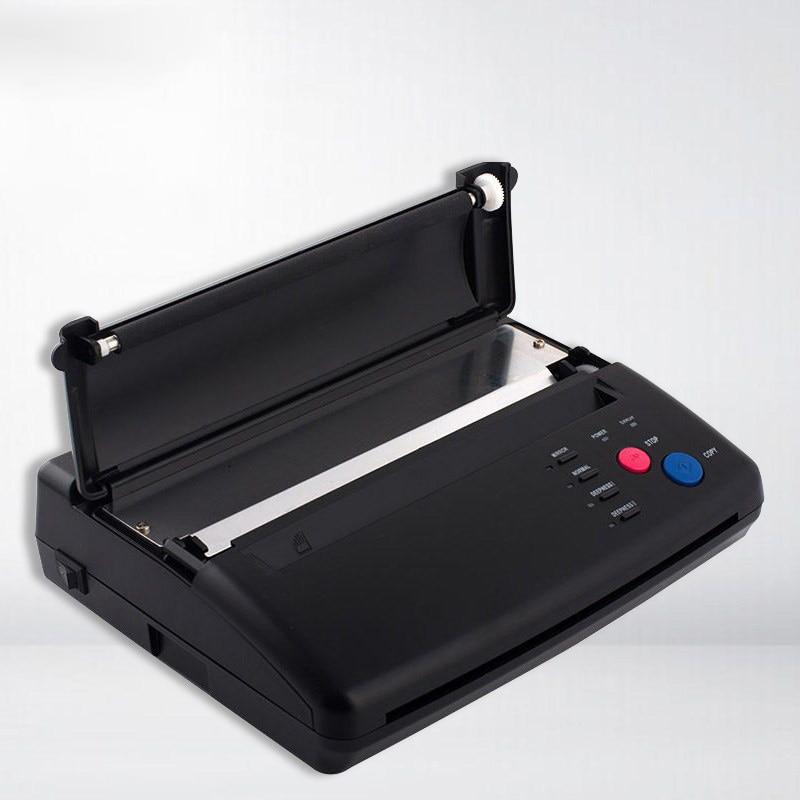 Machine pour Tatouage Transfert Machine Imprimante Dessin Thermique Pochoir Maker Copieur Papier De Transfert Fournir Permanet Maquillage Machine