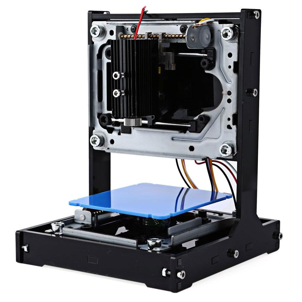 Prix pour DIY NEJE DK-5 Pro Fantaisie Laser Gravure Laser Imprimante Machine 5 V 500 mW pour le Bois Dur/En Plastique Soutien Win 7 XP 8 Mac Système