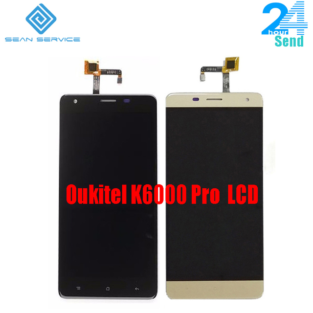 """For Oukitel K6000 Pro 100% Original LCD Display and TP Touch Screen Digitizer Assembly +Tools 5.5"""" 1920x1080P Oukitel K6000 Pro"""
