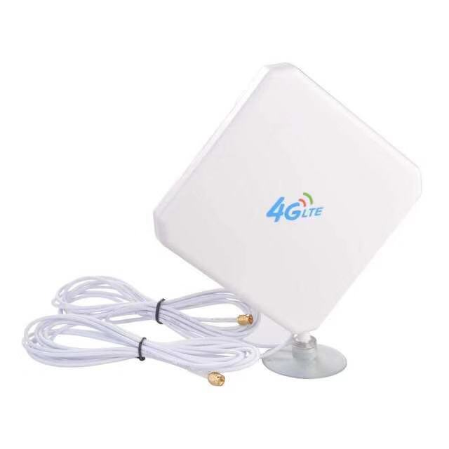 Huawei High Gain 35dbi 3G 4G Mimo Panel Antenna For Huawei B310 B315 E5186 4G Router