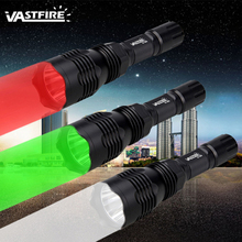Scout Light Lumens VASTFIRE Weapon Rifle White Tactical 1000 VA-802 400-Yard Outdoor