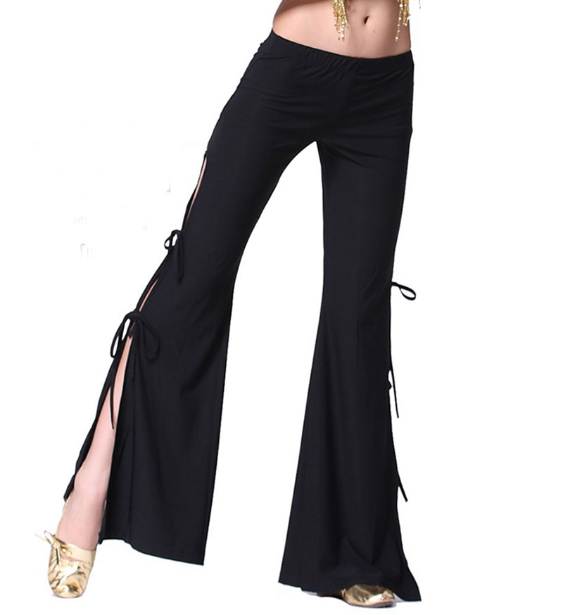 Belly Dance Pant Trousers Belly Dancing Pant Bellydance Tribal Black Belly Dance Pants Skirts Dancewear Egypt Pants