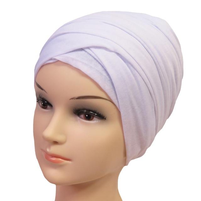 Jersey Hijab Muslim Scarf Shawl Wrap Head Turban