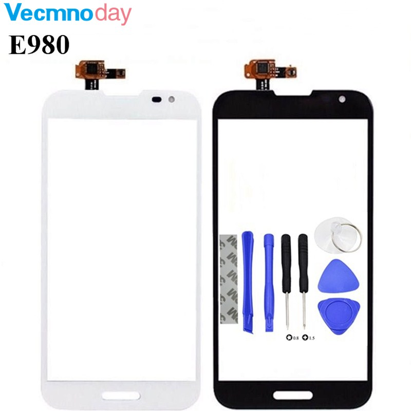 Free Shipping Sensor Glass With Touch Screen For LG Optimus G Pro E980 E985 E988 F240