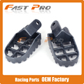 Steel MX Wide Foot Pegs Rests Pedals For Honda CR80 XR250 XR400 96-05 XR350R 83-84 XR600R 89-00 XR650L 96-05 XR650R 00-05