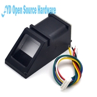 All In One Optical Fingerprint Reader Sensor Module For Arduino Mega2560 UNO R3 Free Shipping Drop